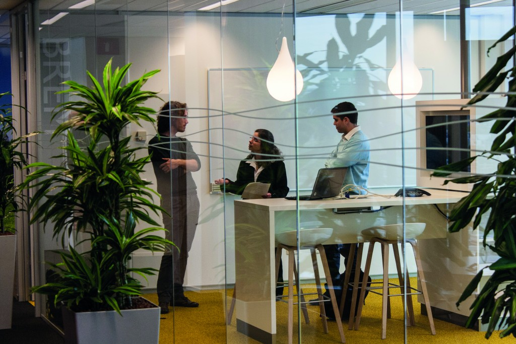 vergaderzalen - meeting rooms - Smart Signs Solutions